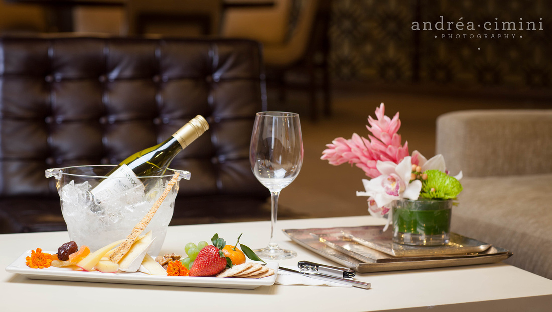 Westin Amenity Snacks and Beverages